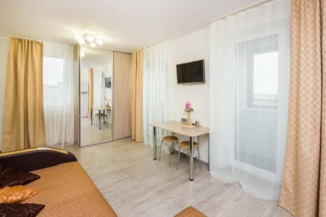 Сдается 1-комнатная квартира посуточно в Тюмени, ул. 50 лет Октября, 57Б.