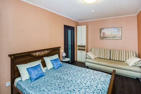 Сдается 1-комнатная квартира посуточно в Тюмени, Холодильная ул., 14.
