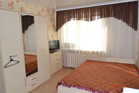 Сдается 1-комнатная квартира посуточно в Чайковском, ленина 63/2.