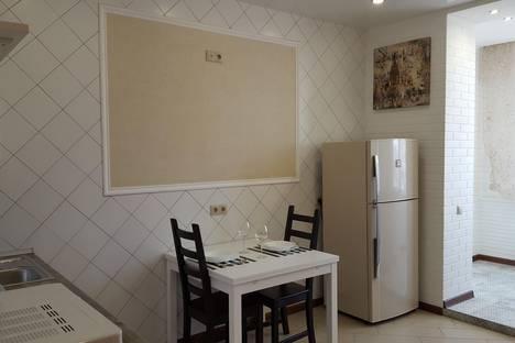 Сдается 1-комнатная квартира посуточно в Краснодаре, ул. им Архитектора Петина, 16.