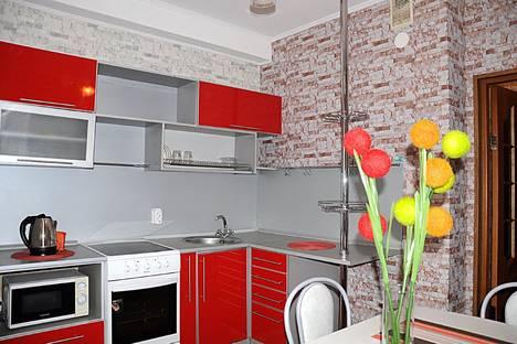 Сдается 1-комнатная квартира посуточно в Улан-Удэ, улица Смолина, 54А.