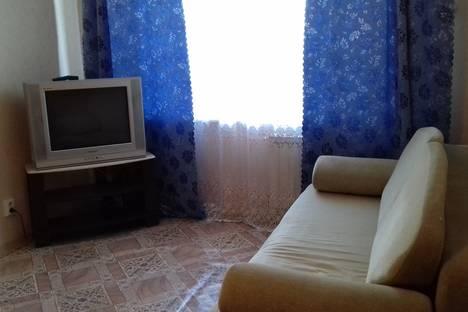 Сдается 1-комнатная квартира посуточно в Барнауле, Ул. Деповская 12.