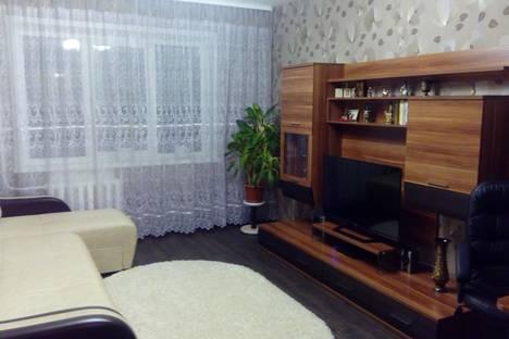 Сдается 2-комнатная квартира посуточно в Белокурихе, ул. Братьев Ждановых, 13.