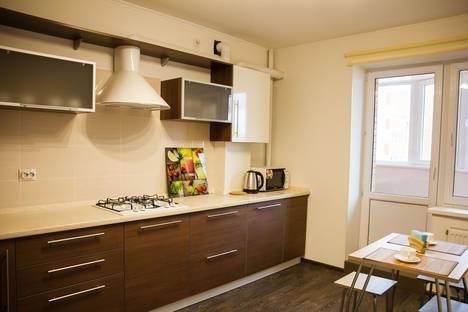 Сдается 1-комнатная квартира посуточно в Рязани, Вишневая, 21.