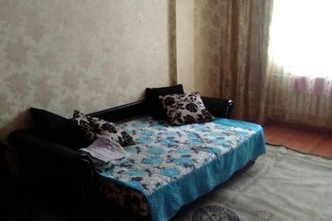 Сдается 1-комнатная квартира посуточно в Астане, Момышулы 15.