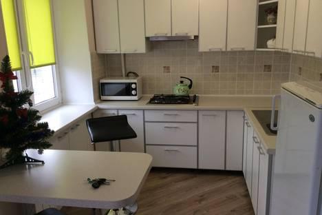 Сдается 2-комнатная квартира посуточно в Лиде, Советская дом 1 кВ 6.
