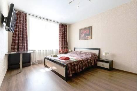 Сдается 1-комнатная квартира посуточнов Санкт-Петербурге, ул. Кременчугская, 13 к2.