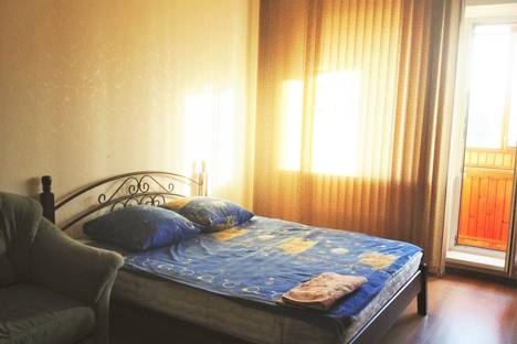 Сдается 2-комнатная квартира посуточно в Ульяновске, проспект Ульяновский 13.