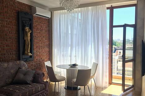 Сдается 1-комнатная квартира посуточно в Одессе, улица Греческая 5.