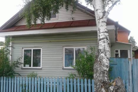 Сдается коттедж посуточно в Великом Устюге, улица А. Угловского, 69.