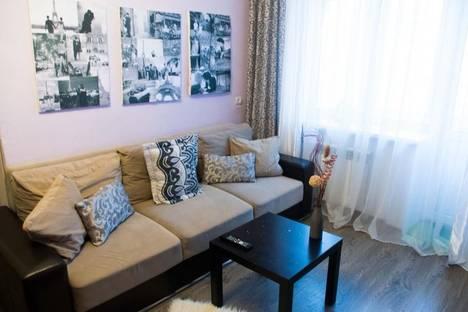 Сдается 1-комнатная квартира посуточно в Смоленске, Ново-Киевская 1.