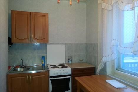 Сдается 1-комнатная квартира посуточно в Норильске, ул. Кирова, 28.