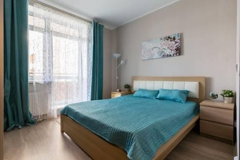 Сдается 1-комнатная квартира посуточно в Санкт-Петербурге, улица Верности, 17.