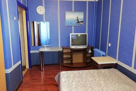 Сдается 1-комнатная квартира посуточно, улица Упита, 10.