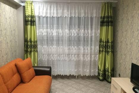 Сдается 1-комнатная квартира посуточно в Южно-Сахалинске, Комсомольская улица, 279а/2.