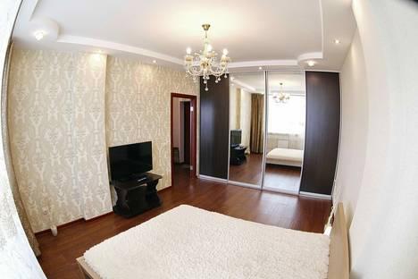 Сдается 1-комнатная квартира посуточно в Нижнем Новгороде, пр. Октября, д. 25.