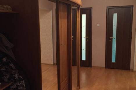 Сдается 2-комнатная квартира посуточнов Тюмени, Циалковского 7/1.