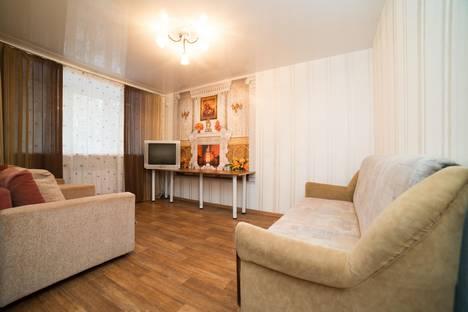 Сдается 3-комнатная квартира посуточно в Челябинске, улица Воровского, 17А.