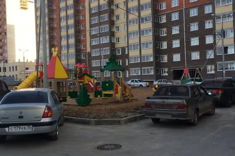 Сдается 1-комнатная квартира посуточно в Вологде, улица Гагарина, 82.