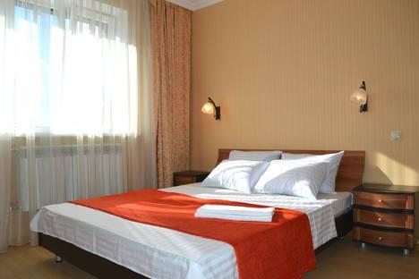 Сдается 1-комнатная квартира посуточно в Калуге, пер. Суворова 5.