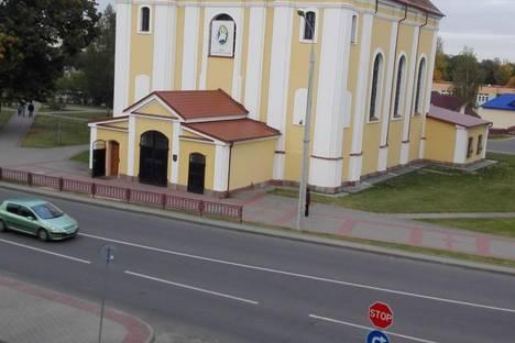 Сдается 2-комнатная квартира посуточно в Лиде, Советская 1 кв 6.