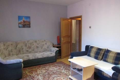 Сдается 1-комнатная квартира посуточнов Калининграде, улица Юношеская, 8.