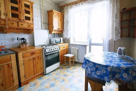 Сдается 2-комнатная квартира посуточно в Бобруйске, улица Орджоникидзе, 42а.
