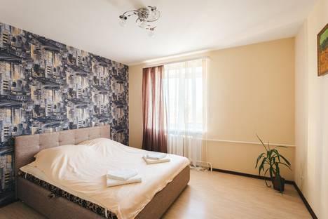 Сдается 2-комнатная квартира посуточно в Вологде, Костромская улица, 12А.