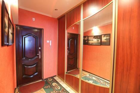 Сдается 1-комнатная квартира посуточнов Верхнедвинске, улица Коммунистическая, 46.