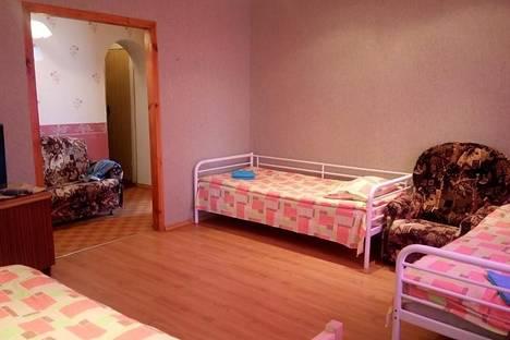 Сдается 3-комнатная квартира посуточно в Сморгони, улица Юбилейная, 21А.