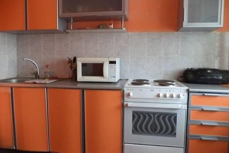 Сдается 1-комнатная квартира посуточнов Мегионе, Львовская улица, 4А.