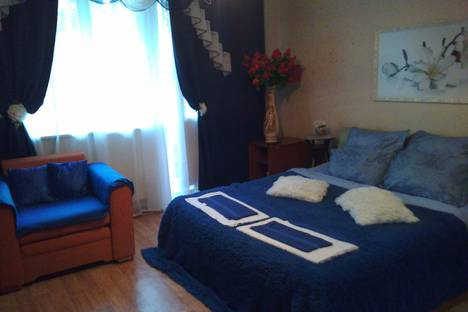 Сдается 1-комнатная квартира посуточнов Домодедове, Домодедовская улица дом 38.