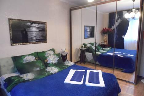 Сдается 1-комнатная квартира посуточно, Домодедовская улица дом 38к2.