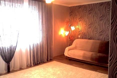 Сдается 2-комнатная квартира посуточно в Лиде, улица Космонавтов 4.