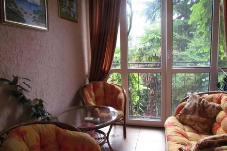 Сдается 2-комнатная квартира посуточно в Партените, Партенит,ул Партенитская , дом10.