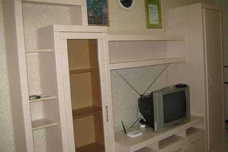 Сдается 1-комнатная квартира посуточнов Ельце, город , улица Коммунаров 149.