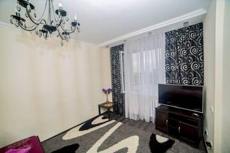 Сдается 1-комнатная квартира посуточно в Астане, Кенесары 11.