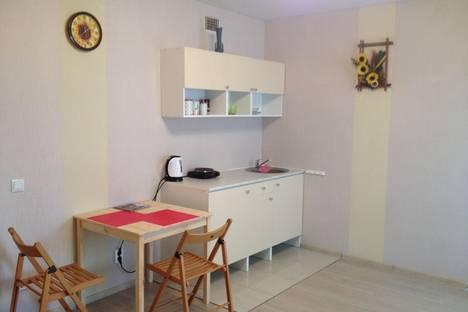 Сдается 1-комнатная квартира посуточнов Казани, ул. Космонавтов, 61в.