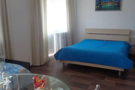 Сдается 1-комнатная квартира посуточно в Иркутске, улица Чернышевского, 8.