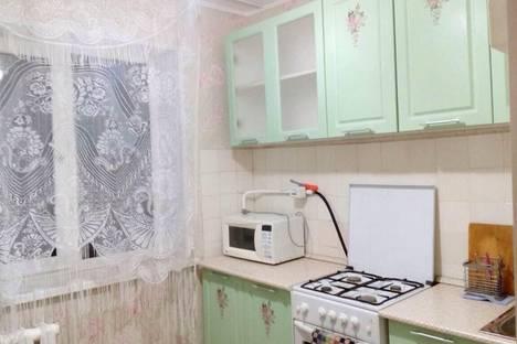 Сдается 1-комнатная квартира посуточнов Уфе, проспект Октября, 89/1.