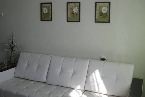 Сдается 1-комнатная квартира посуточнов Сызрани, проспект 50 лет Октября д.44.