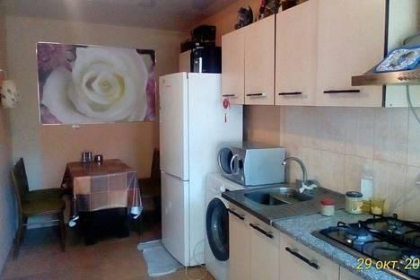 Сдается 1-комнатная квартира посуточно в Евпатории, улица Демышева, 34/10.