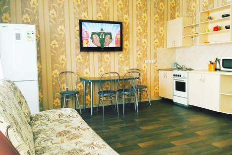 Сдается 1-комнатная квартира посуточно в Иркутске, СибЭкспоЦентр, Байкальская 289/3.