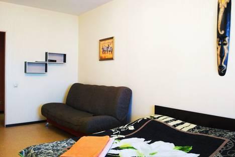Сдается 1-комнатная квартира посуточно в Иркутске, Трудовая улица, 56/3.
