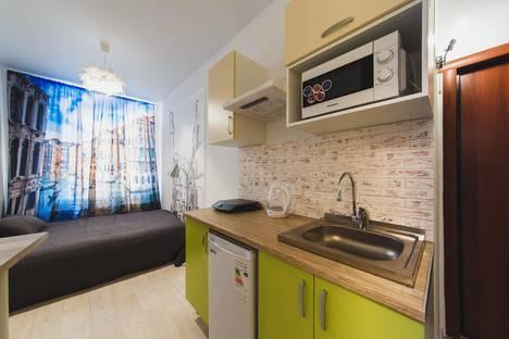 Сдается 1-комнатная квартира посуточнов Санкт-Петербурге, улица Рубинштейна, 24.