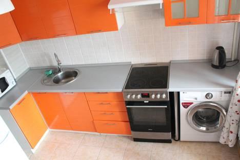 Сдается 2-комнатная квартира посуточно в Белгороде, ул. Щорса, 39Б.