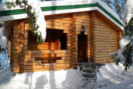 Сдается коттедж посуточно в Шерегеше, Таштагольский район.