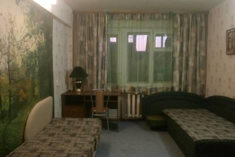 Сдается 2-комнатная квартира посуточно в Воркуте, улица Яновского, 2.