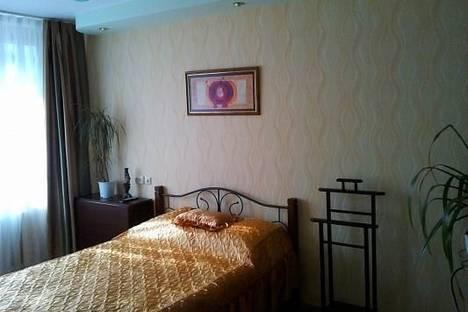 Сдается 1-комнатная квартира посуточнов Павлограде, Днепропетровская область, , улица Центральная 29.