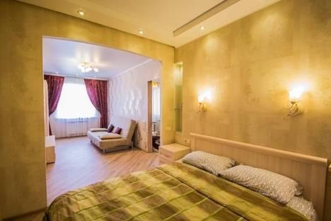 Сдается 1-комнатная квартира посуточнов Казани, Чистопольская улица, 61Б.